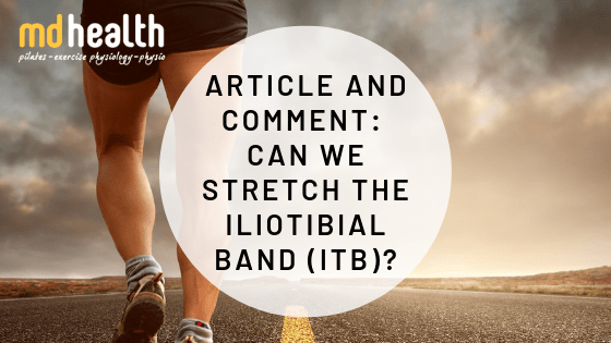 CAN YOU STRETCH THE ITB