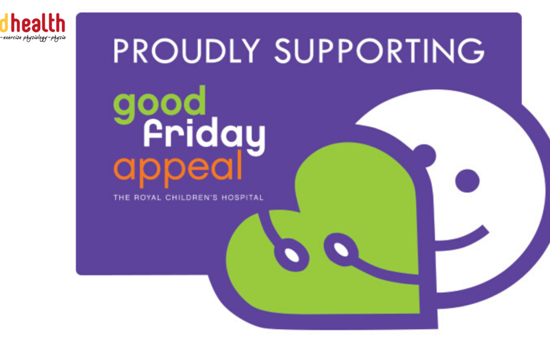 Good Friday Appeal at MD Health