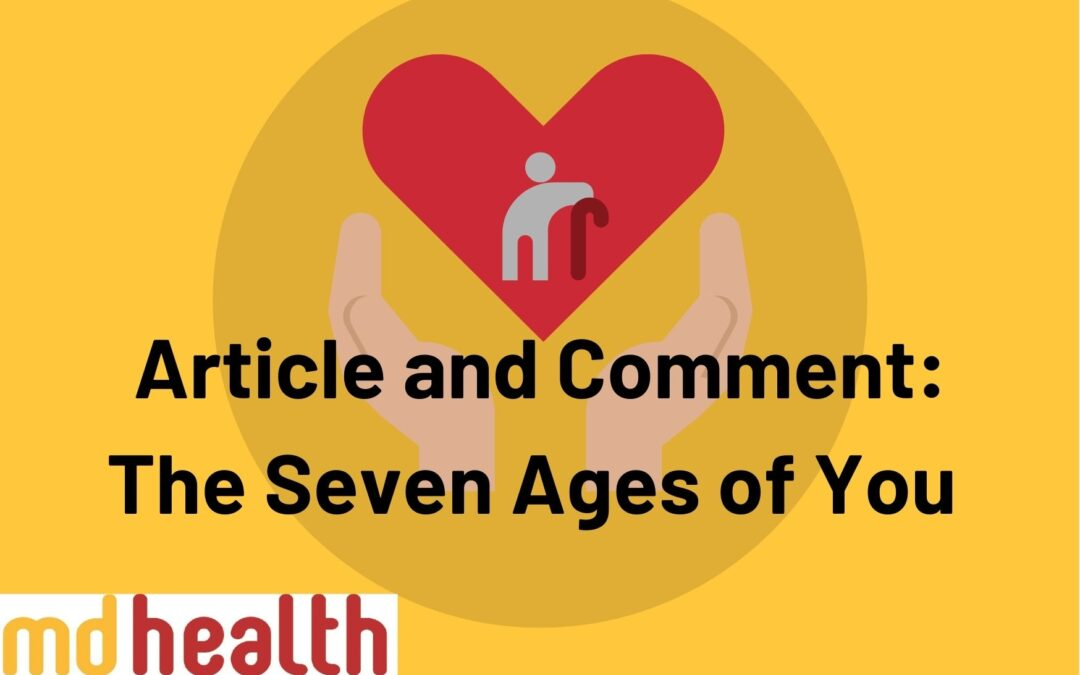 The Seven Ages of You